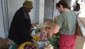 Shopping in Nyeri