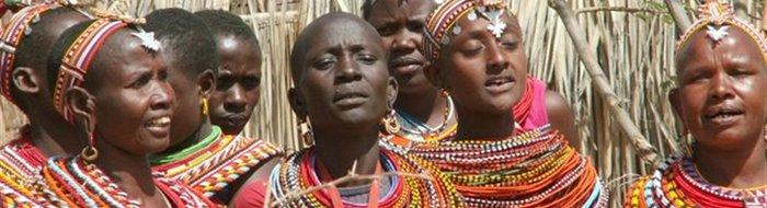 Samburu: Umoja Frauengruppe