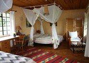Gästehäuser in Kenia: Ndovu Bett
