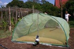 Sandai: Biogasanlage zur Gasproduktion