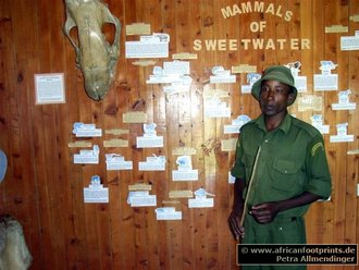 Sweetwaters: Säugetiere Überblick