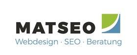 MATSEO Logo - Webseiten & SEO für Unternehmen und Agenturen