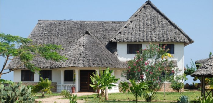 Holiday house on the south coast of Kenya