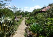 Gästehäuser in Kenia: Pfad zu Gästehäusern