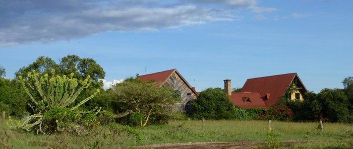 Sandai Farm - Das Haupthaus