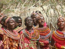 Umoja Frauendorf - Samburu