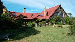 Das Haupthaus auf Sandai Farm