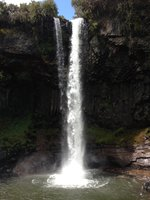 Amazing Waterfalls at Aberdare Nationalpark