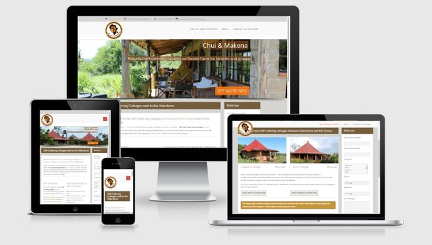 The self-catering cottages have moved to a new website!